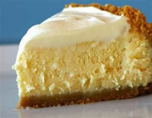 5 Minute  4 ingredient No-bake Cheesecake