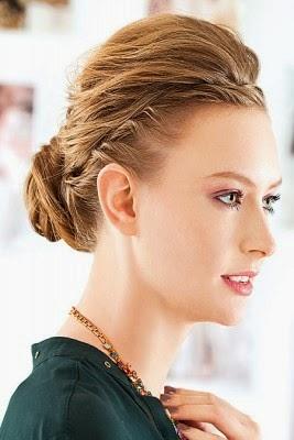Más de 1000 ideas sobre Peinados Casuales en Pinterest Largo Y  - Peinados Casuales Recogidos