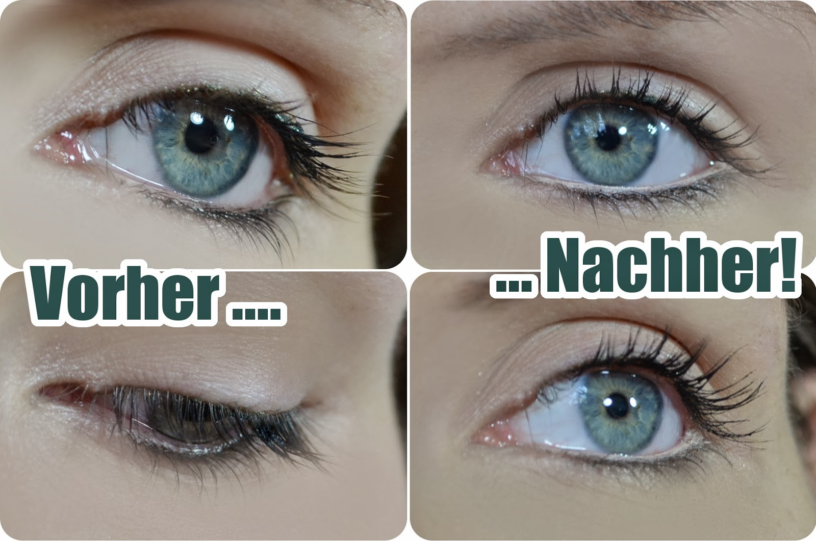 Review essence Neuheit 2014 Volume & Curl Mascara THE LASH CURLER