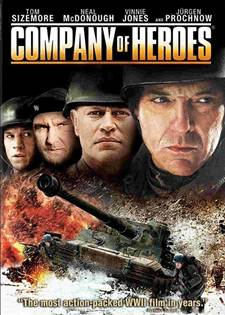 Download Company Of Heroes O Filme RMVB Dublado + AVI Dual Áudio + Torrent