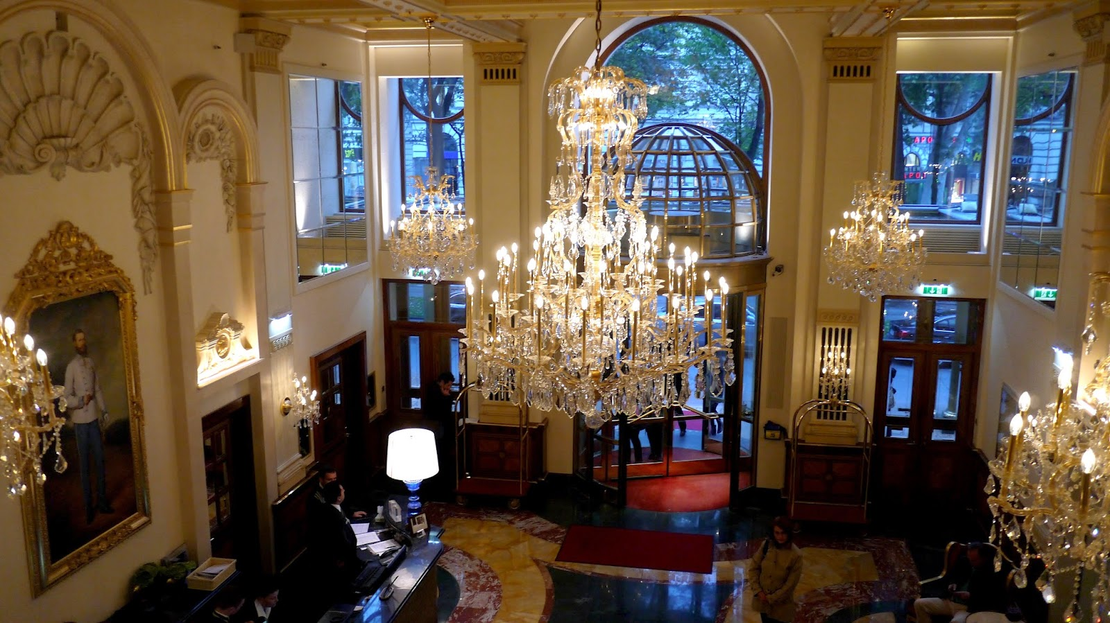 Hotel imperial vienna lux life a luxury lifestyle blog for Best luxury hotels in vienna