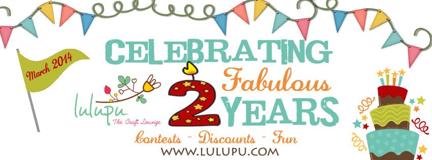 Celebrate with Lulupu!!