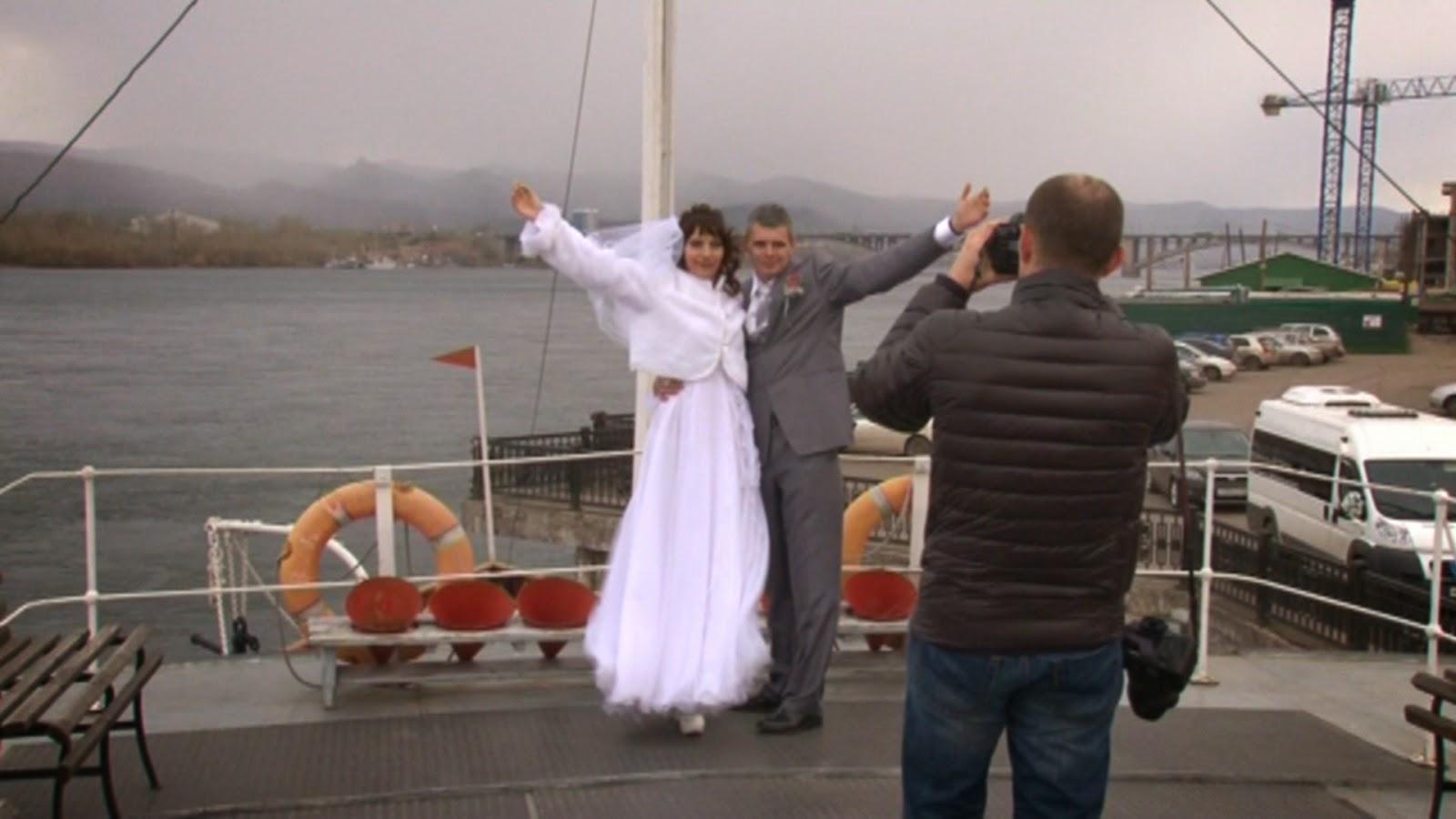 свадьба в Красноярске