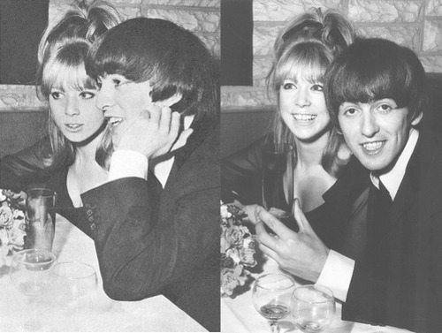 Pattie Boyd And George Harrison Pictures