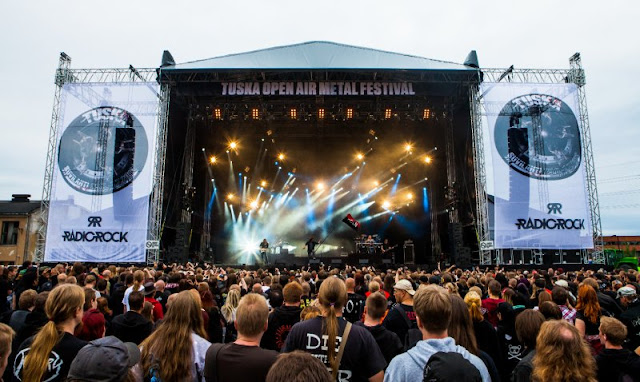 Tuska Open Air 2013