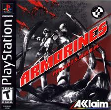 Download - Armorines - Project S.W.A.R.M. - PS1 - ISO