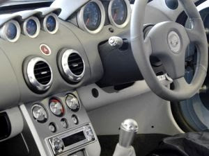 Ascari KZ1 Pictures