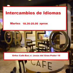 Intercambio Alternativo de Idiomas en Sevilla