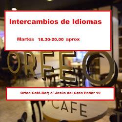 Intercambio Alternativo de Idiomas en Sevilla