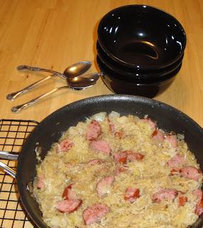 how to cook sauerkraut from a bag