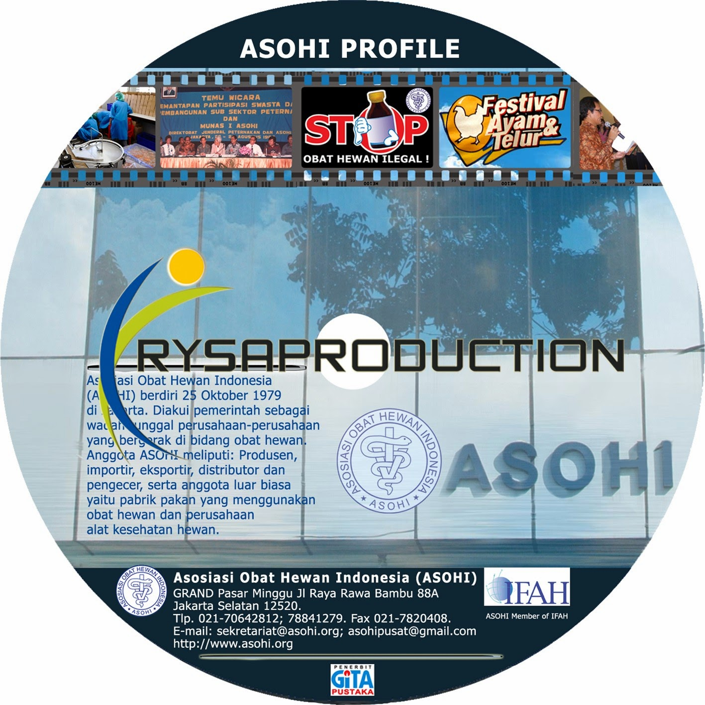 Video Profile Asohi