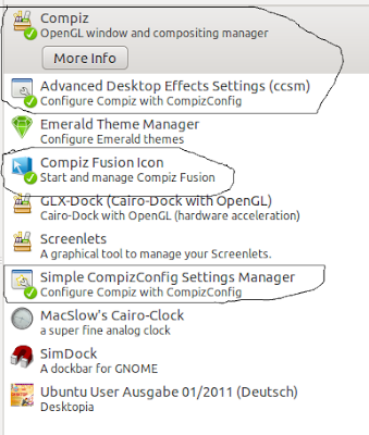 Ubuntu Comfiz Fusion