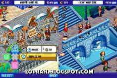 Download Paris Nights Java Games Resolusi 128x128 128x160 176x208