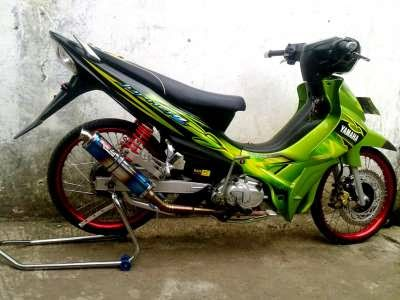 Motor Jupiter z Modifikasi Standar Modifikasi-jupiter-standar