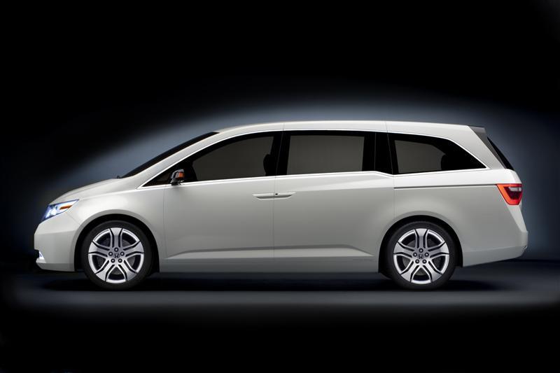 Honda 2010 Honda Odyssey Concept Car World