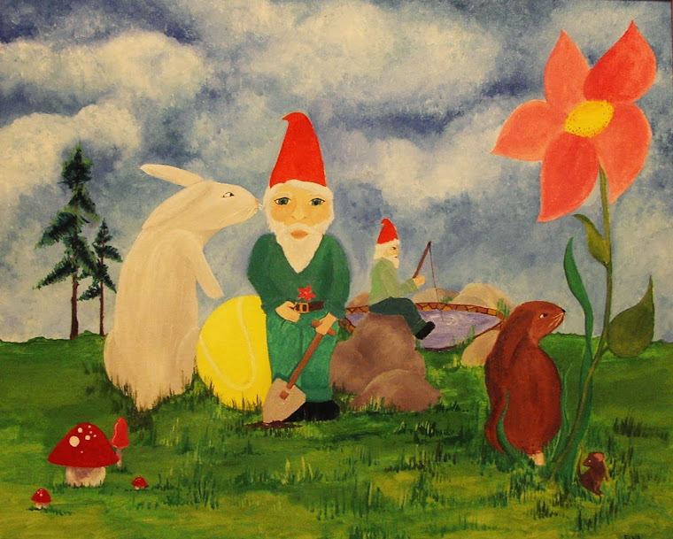 Gnome Labor Strike planned in time for Solstice.