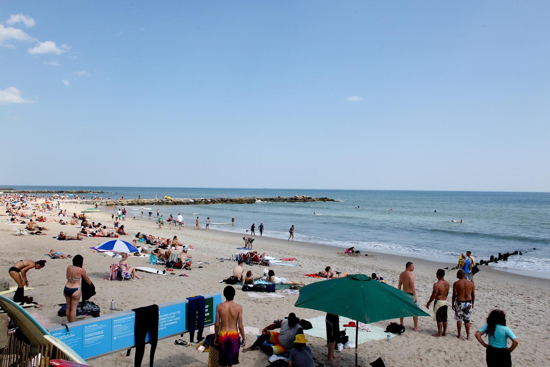 Beach Th Rockaway Beach New York