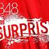 パチンコAKB48バラの儀式 | 大当たり確定演出
