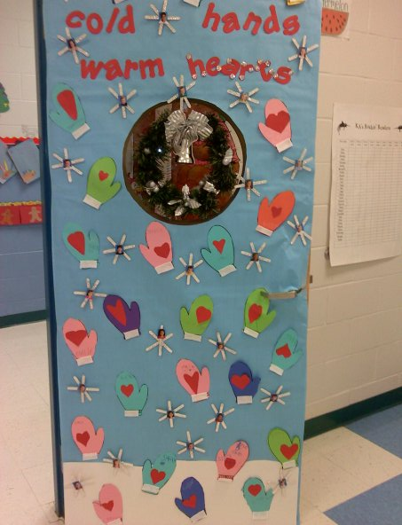 Our Yearly Door Designs