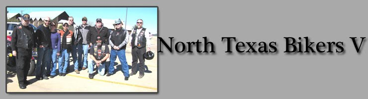 NORTH TEXAS BIKERS V