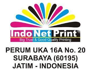 IndoNetPrint adalah salah satu perusahaan percetakan di Surabaya yang melayani jasa cetak kalender 2013.