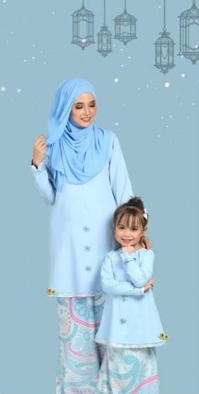 Nak Beli Baju Kurung Sehingga Plus Size? Klik Pada Gambar