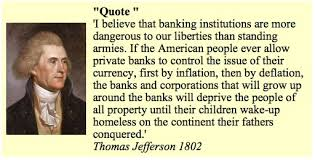 Jefferson vs Banks
