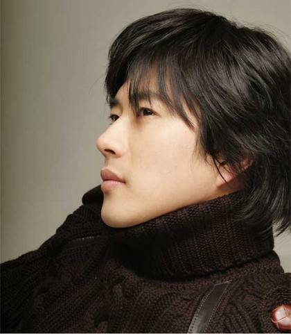 foto Kwon Sang Woo terbaru