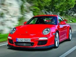 The Porsche Sports Car