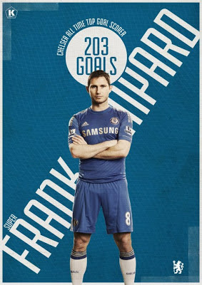 Frank Lampard 203 Goals