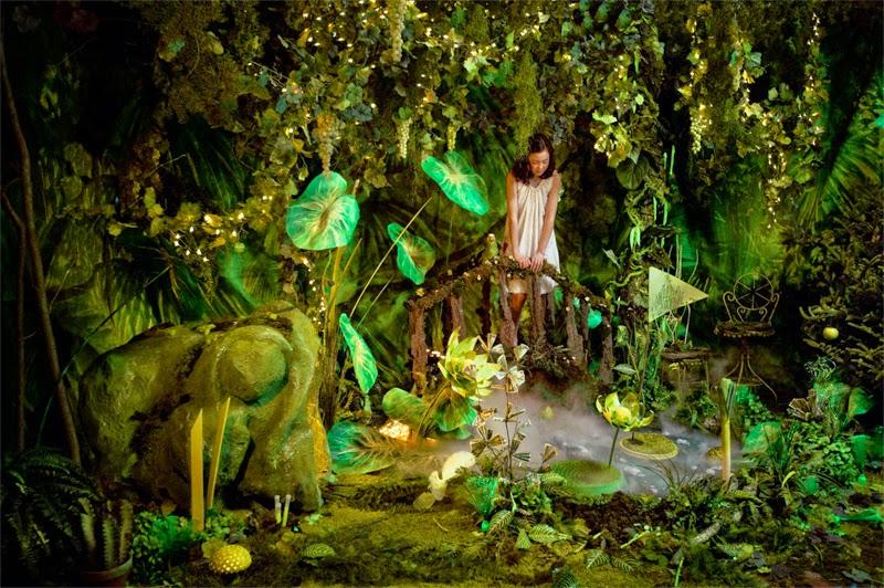 Adrien Bromm, The Color Project, Verde