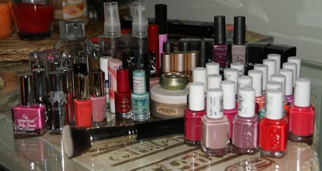 Kosmetyczne podsumowanie 2012 roku - ulubieńcy kolorówka