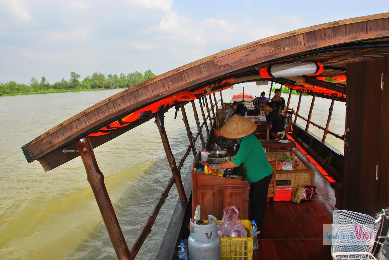 Khám phá tour đường sông từ Sa Đéc đến Cái Bè