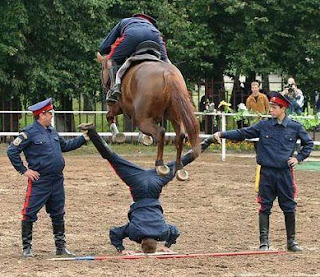 Funny Show Jumping