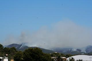 incendio morna ibiza