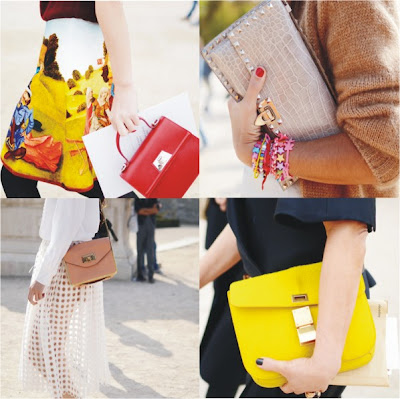 Paris-fashion-week-amarelo bordo-bag-moda-street-style-bolsa