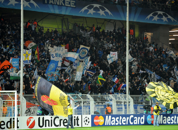 Olympique Marseille OBVB-OM52