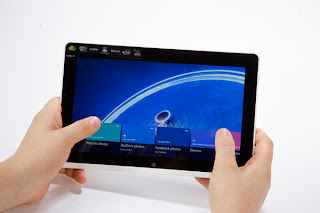 Acer Iconia W510 Tablet Mode