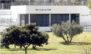 El aula de naturaleza del parque del Turia sigue sin luz a los 5 meses de inaugurarse  eduardo ripoll