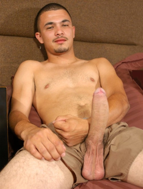 Hot Gay Latino Men With Big Uncut Dicks