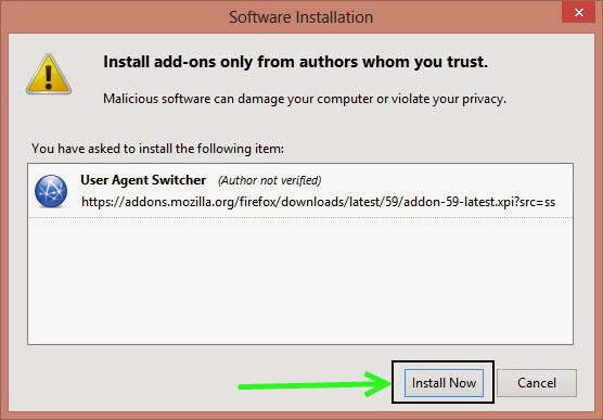 install+addons+on+firefox