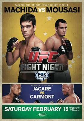Assistir Online UFC Fight Night: Machida vs Mousasi Luta Link Direto Torrent