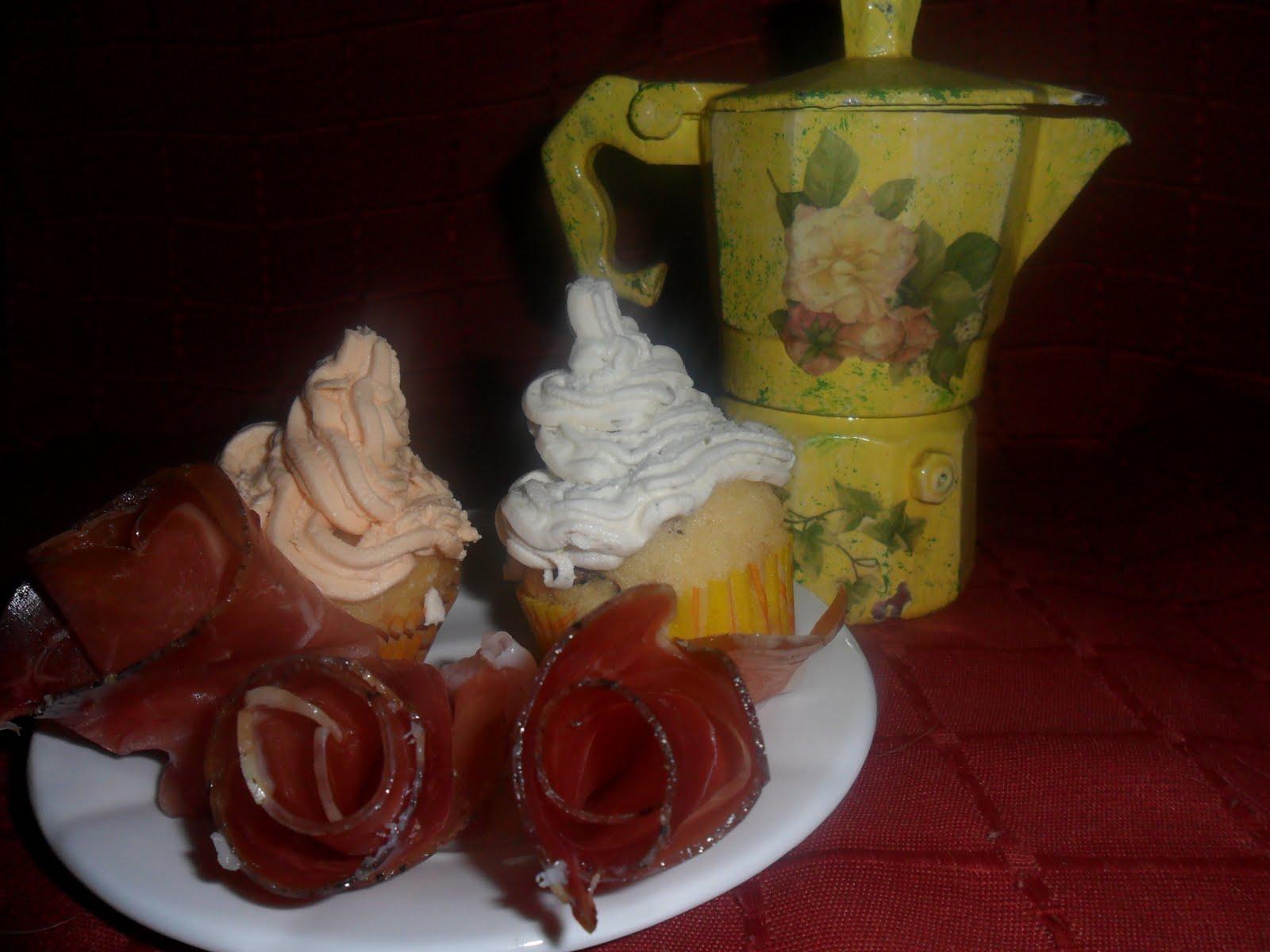 Cucina con vale mini muffins salati al prosciutto crudo - Cucina con vale ...