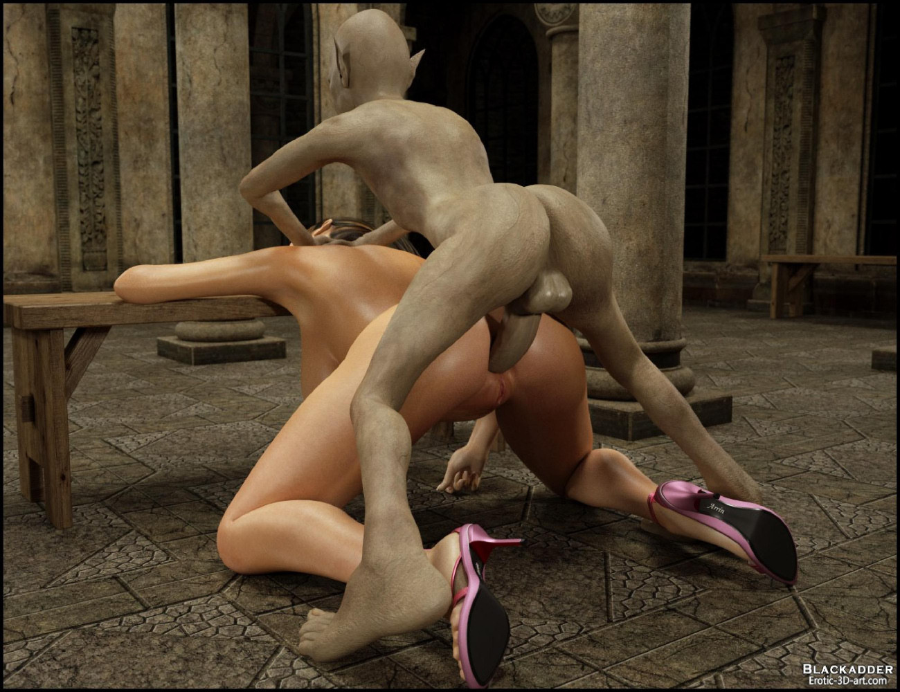 The monsters sex 3d download 3gp porno comic