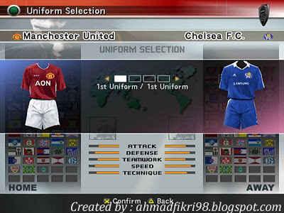 Update Pemain Winning Eleven 8 Musim 2011