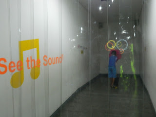See the sound at the Seoul National museum