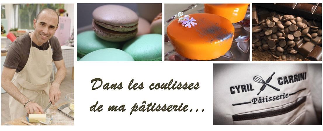 Blog Cyril le Meilleur Pâtissier