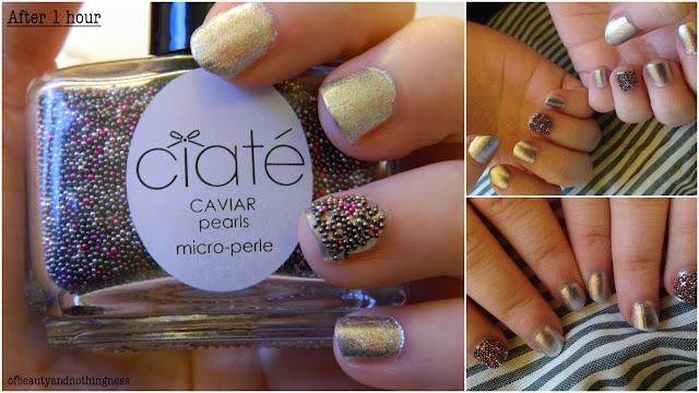 Review: Ciate Caviar Manicure