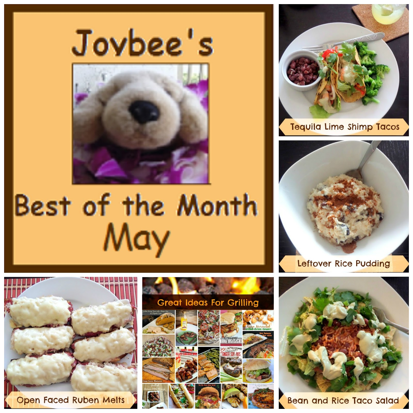 Best of the Month May 2014:  A recap of my most popular posts from last month (May 2014)