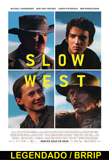 Assistir Slow West Legendado 2015
